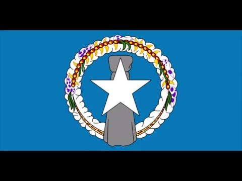The Northern Mariana Islands' Flag and its Story