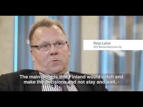 Why to Choose Estonian e-Residency? Entrepreneur Reijo Laine from Finland Explains.