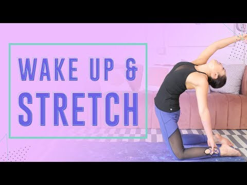 10 Perfect Morning Stretches To Increase Energy