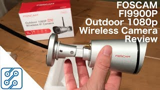 Foscam FI9900P Outdoor 1080p Wireless IP Camera Review