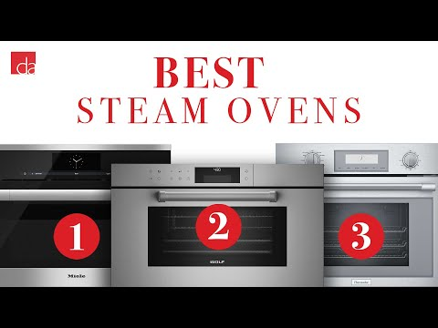 Steam Oven - Top 3 Best Models
