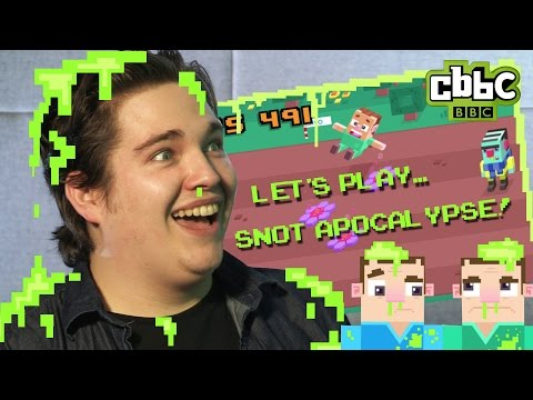 CBBC GAMES: Snot Apocalypse | Operation Ouch