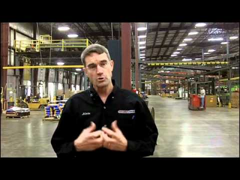 Warehousing | John Hill from Orscheln's Farm and Home  | Missouri Economic Development