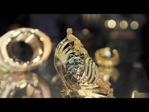 OROAREZZO // MAY 7.11 2016 // International Jewelry Exhibition