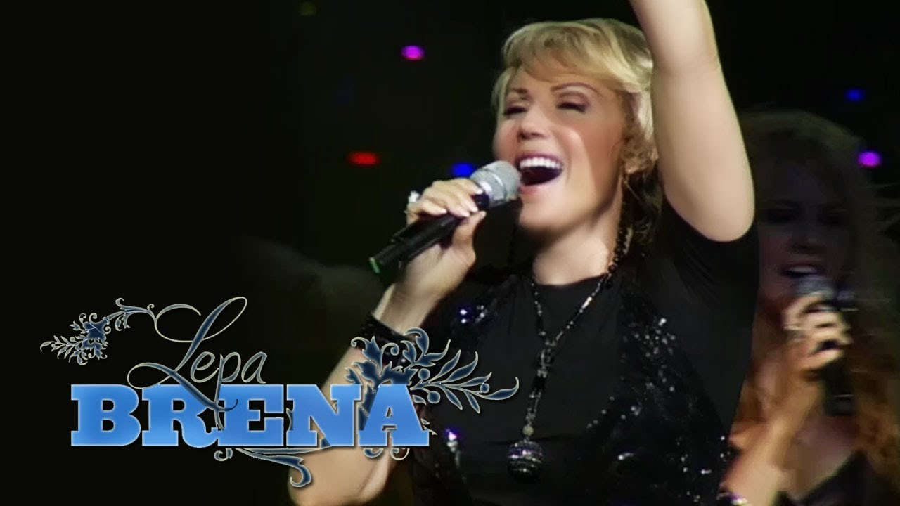 Lepa Brena - LIVE - Seik - (Zagreb, 13.06.2009.)