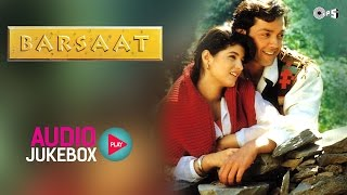 barsaat jukebox full album songs bobby deol twinkle khanna nadeem shravan