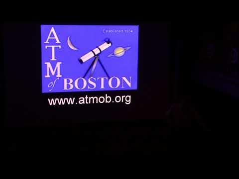 ATMoB Meeting #902 — Building the 100 Inch Telescope - in Boston