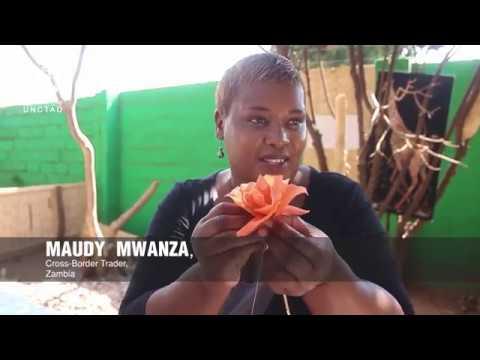 Borderline: Women as cross-border traders in Malawi, Tanzania and Zambia