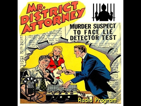 Mr. District Attorney - Case of the Country Club Murder