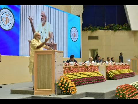 PM Modi's speech at an event of All India Gems and Jewellery Trade Federation