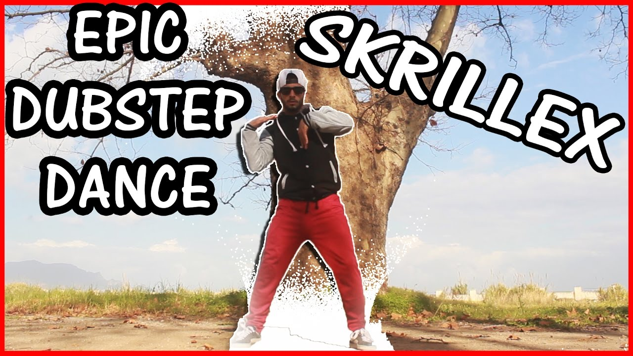 Epic Dubstep Dance Freestyle Skrillex Scary Monsters Nice Sprites Youtube
