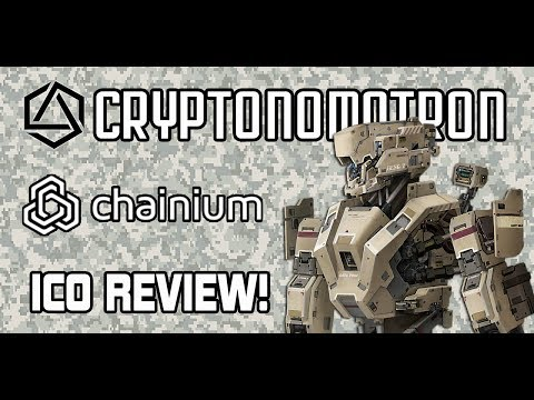 CHAINIUM ICO Review! Trade Stocks and Shares for Crypto on the Blockchain!