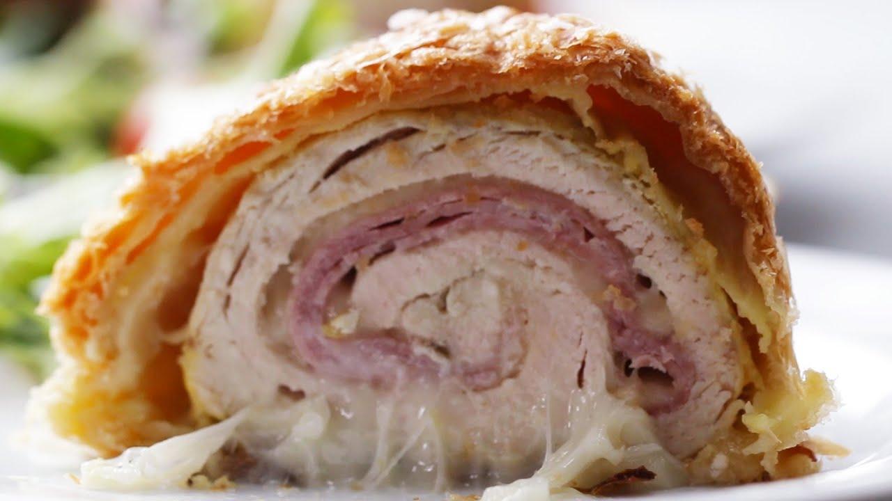 Chicken cordon bleu bake youtube chicken cordon bleu bake forumfinder Gallery