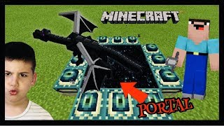 Minecraft Survival: Πως να φτιάξεις a portal to ender dragon /Famous Games