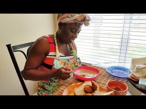 "Ghana Breakfast Special: ""Hausa"" Koko & Koose - Part 1"