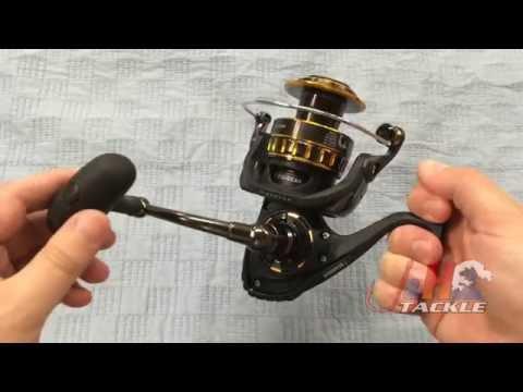 Daiwa BG4500 2016 BG Spinning Reels | J&H Tackle