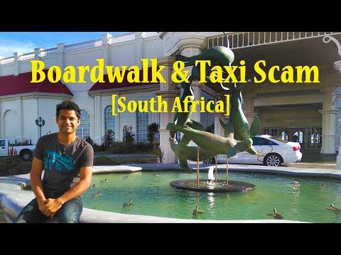 Port Elizabeth City (The Boardwalk, Beach & Taxi Scams) in South Africa | RoamerRealm