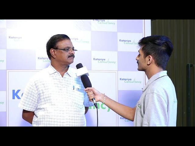 Katariya Consultancy - Testimonial by CA Vijaykumar N