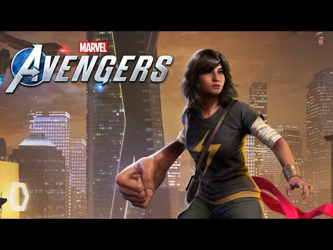 Marvel's Avengers | Kamala Khan | Behind the Scenes