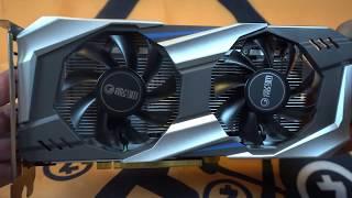 Обзор и тестирование видеокарты для майнинга MSI Nvidia P106-100 MINER. Тест на Ethereum и Zcash.