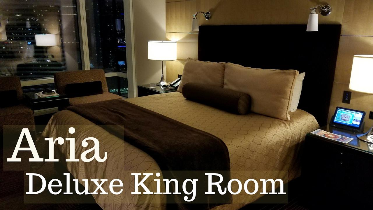 Aria Las Vegas Deluxe King