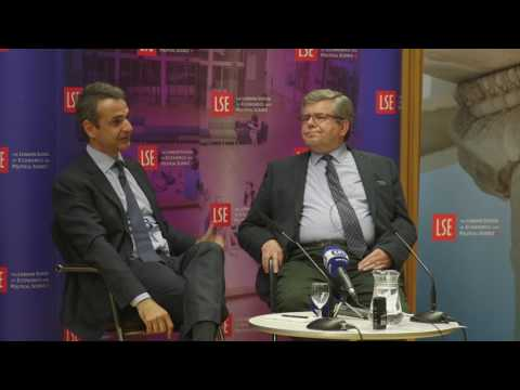 LSE Events | Kyriakos Mitsotakis | Defeating populism