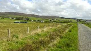 Property For Sale in the UK: near to Uig Isle of Skye 35000 GBP Land/Plot