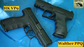 hk vp9 vs walther ppq 9mm pistol