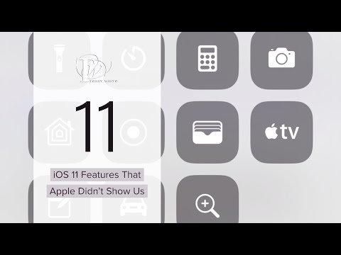 11 iOS 11 Features That Apple Didn't Show Us
