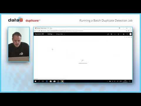 Data8 duplicare™ - batch de-duplication