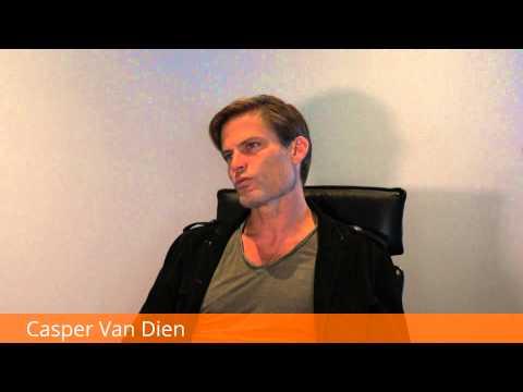 Casper Van Dien Interview - Armageddon Expo 2015
