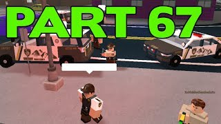 Roblox Mano County Patrol Part 67 | Bank & Pursuit |