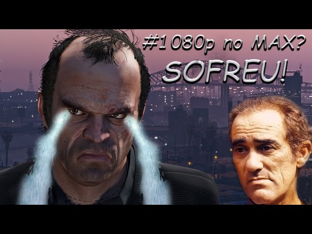 Gta V Pc | Max | Hd7970 Sofreu