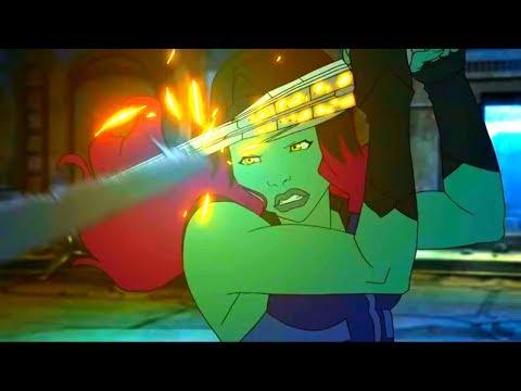 Стражи галактики: Новая миссия - мультфильм Marvel – серия 7 сезон 3