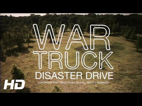 War Truck Disaster Drive - Full movie