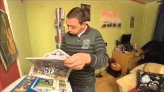 Frauentausch 7.4.2011 - Andreas Rastet aus wegen Obst und Kinderzimmer