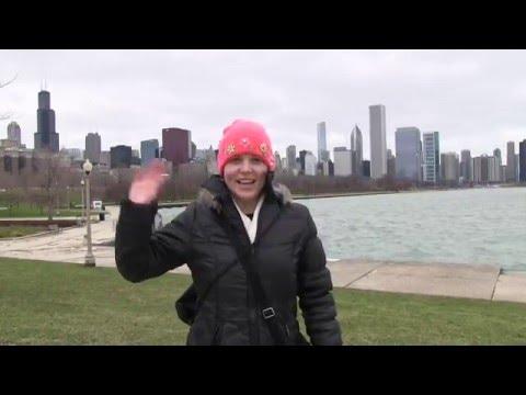 Chicago Museum Campus,Soldier Field,Aquarium, Chicago Best View!