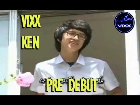 Ken Vixx Predebut