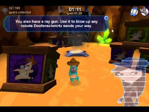 Phineas And Ferb : Dimension of Doom – Online Game ...