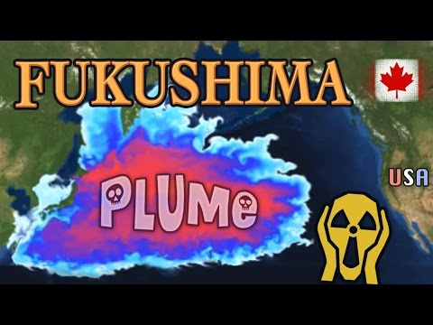 ☢ Fukushima ☢ West Coast Impact