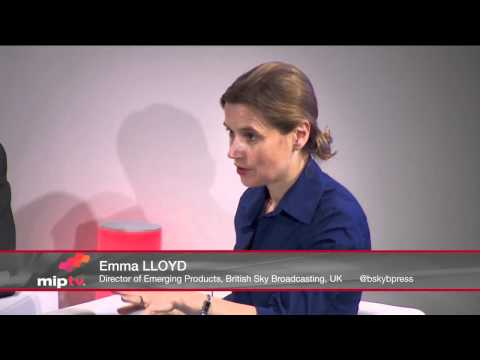 Connected Devices & Audiences - MIPTV 2012