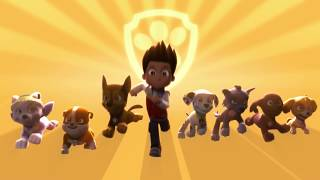 Paw Patrol | The  Mighty Pups Trailer
