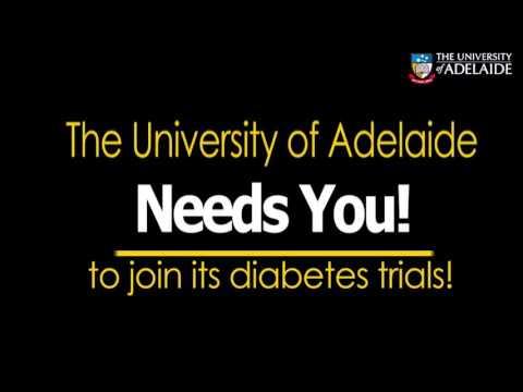 Adelaide Uni Diabetes Trials