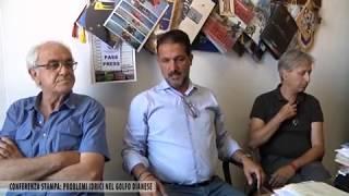 SPECIALE INFORMAZIONE : CRISI IDRICA NEL GOLFODIANESE thumbnail