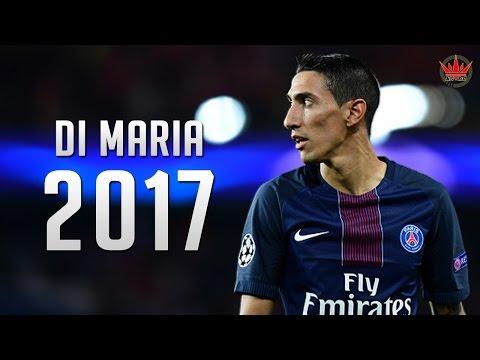 Angel Di Maria ● Amazing Skills & Goals - 2016/2017 |HD