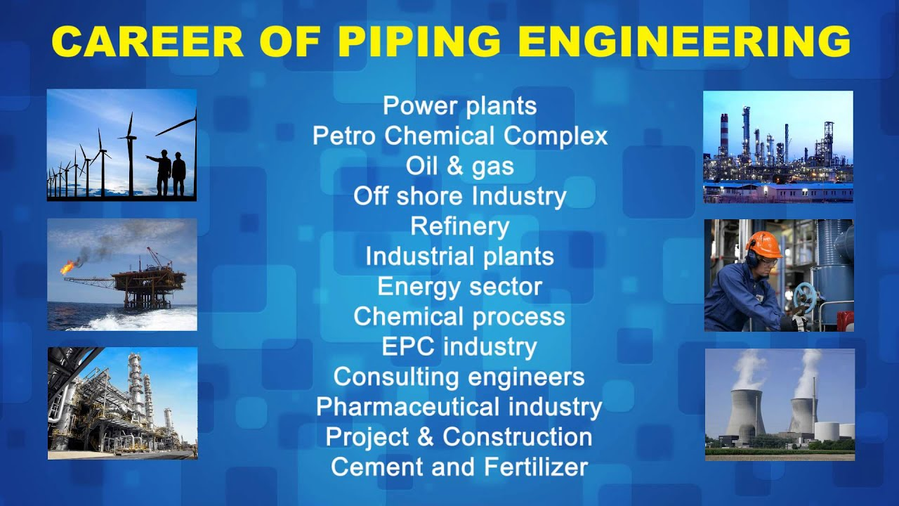 Piping Engineering - YouTube