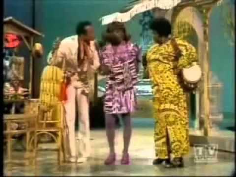 Harry Belafonte & Flip Wilson-Geraldine.flv