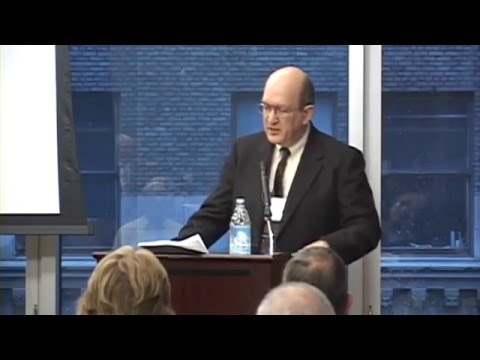 """Part 1/2 - Bruce I. Kodish - """"Korzybski's Legacy: What Is It? How Do We Carry It On?"""""""
