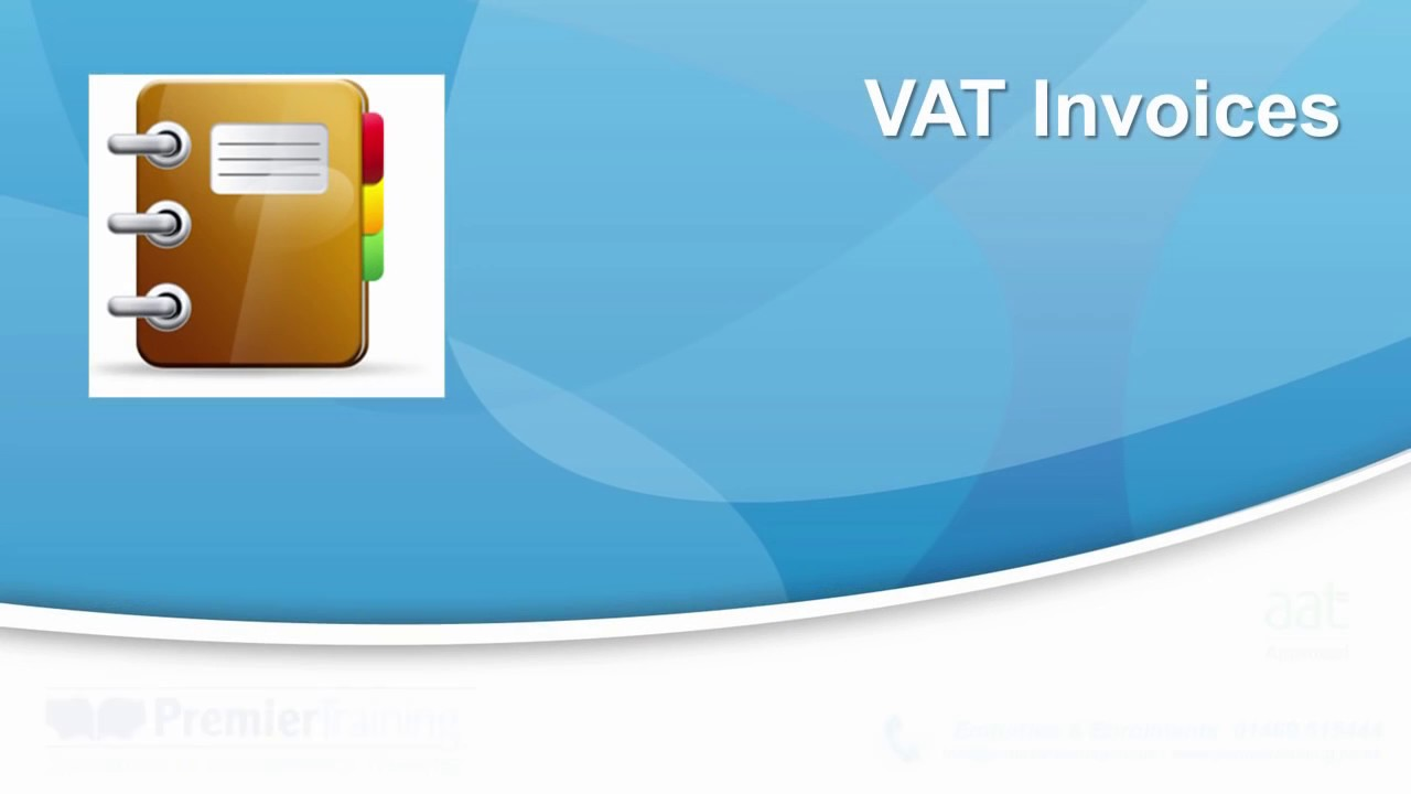 sample of vat invoice
