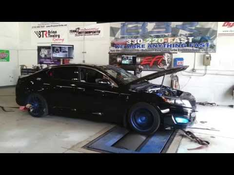 B3R Dyno Day 2016 - Kia Optima